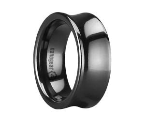 """Concave ceramic ring """"IKTARIMANI"""""""